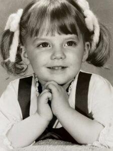 Sharon - Circa 1971