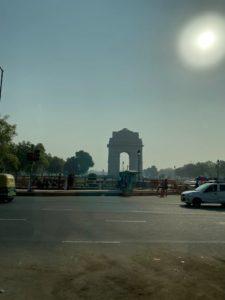 India WWI Gate