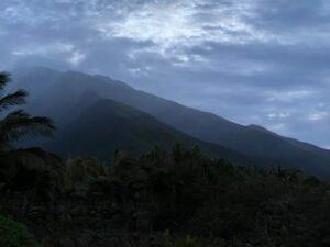 Photo Scenery Mountainside