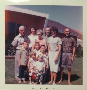 Historical Family photo