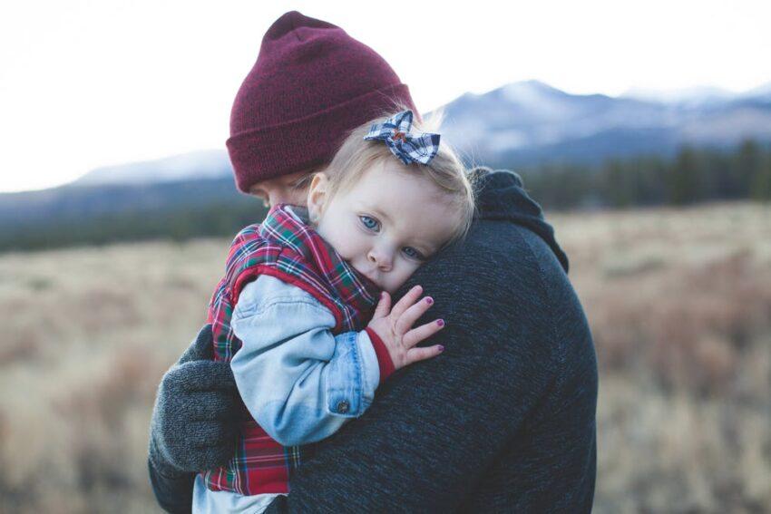 Baby Loves Daddy